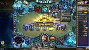hearthstone knights of the frozen throne cheap priest deck for