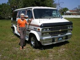 My Favorite Car 1992 Chevy Conversion Van Arlene Wich Clearwater