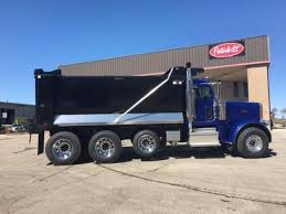 100 Peterbilt Tri Axle Dump Trucks For Sale All About Used Mack Freightliner