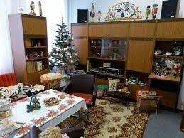 ddr museum schrankwand wohnzimmer weihnachten