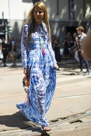 Street Style The Best Dressed Women At Mens Spring Summer