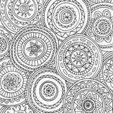 Adult Coloring Page AZ Pages