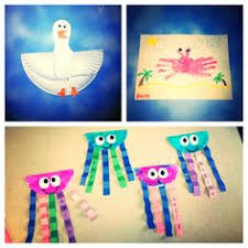Kindergarten Craft Ideas For Summer