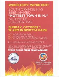 Irvington Halloween Festival Poster Contest by New Jersey Monthly Names South Orange U0027the Hottest Town In New