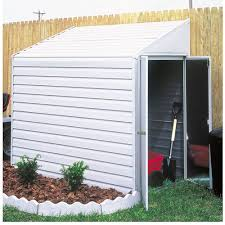 Arrow Woodridge Steel Storage Sheds by 42 Home Depot Storage Sheds Clearance Shelterlogic Peak Frame