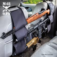 100 Gun Racks For Trucks Details About M48 Backseat Rifle Rack Car Truck Storage Carrier Case Holder Hunting Pickup