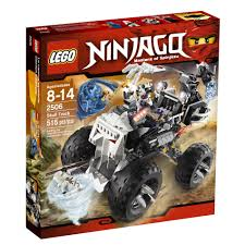 100 Lego Cement Truck LEGO NINJAGO Skull 2506