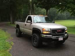 100 18x10 Truck Wheels 2005 GMC 2500HD With Fuel Throttle