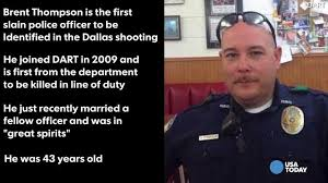 5 police officers killed in Dallas ambush What we know