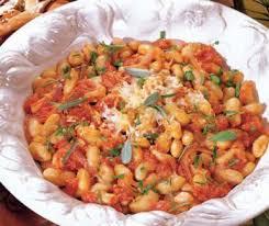 haricots blancs à la tomate recettes de cuisine italienne