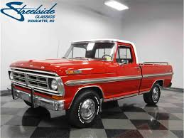 1972 Ford F100 For Sale | ClassicCars.com | CC-1039935 70greyghost 1972 Ford F150 Regular Cab Specs Photos Modification 6772 Ford F100 Crew Cab Google Search Vintage Trucks Video 62 F100 With 1500 Hp 12valve Cummins For Sale Classiccarscom Cc889147 Zeliphron F150regularcablongbed Wildlife Truck Hot Wheels And Such Pickup 1967 Photo And Video Review Price Allamerincarsorg Pinterest 196772 Fenders Ea Trucks Body Car Parts Pics Of Lowered Page 16 Amazoncom Sport Custom Pickup Moebius Model Toys Games The Automaker Has Functioned Since 1906 Was Listed Among