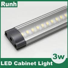led kitchen cabinet lighting dimmable led w dc v lights linkable