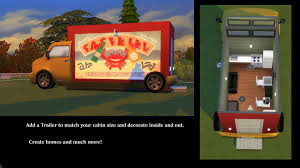 Mod The Sims - Build Your Own Habitable Truck