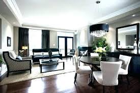 Dark Wood Floor Living Room Mikedunnme