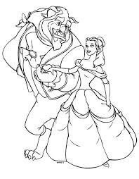 Tinkerbell Coloring Pages Pdf Trends Book Belle New At Princess