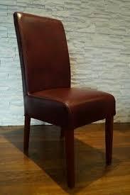 weinrot echtleder stuhl echt leder stühle esszimmer