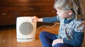 who invented the electric heater reference com