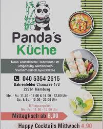 xin chao hallo willkommen bei panda s küche hamburg