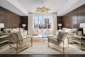 100 Upper East Side Penthouse After Lavish Revamp Penthouse Asks 235M Curbed NY