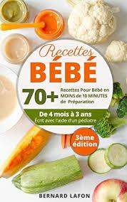 livre cuisine bébé recette pour bebe telecharger