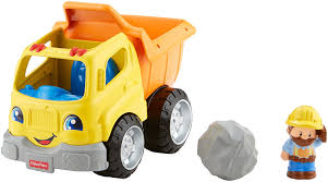 Amazon.com: Fisher-Price Little People Dump Truck: Toys & Games Fisherprice Press N Go Monster Truck Green Toysrus Smallest Super Duty Ever Introduces Lifelike Toy Vintage Fisher Price Husky Helpers Dump Wguys Scoop 302 Little People Planes Cars Trucks And Trains Boy Amazoncom Hero World Rescue Heroes Fire With Ride On Toys Servin Up Fun Food Youtube The Helper Cement Mixer From In The Early Die Cast Vehicle Blaze New Free Wheelies All About Ritchie Brothers