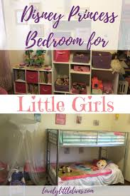 Disney Princess Bedroom Furniture by How To Create A Lovely Disney Princess Bedoom For Little Girls
