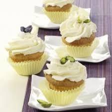 Cupcakes Mit Ananas Frischkase Creme