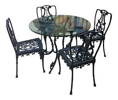 Antique Wrought Iron Patio Dining Set Portrayal Of Wrought Iron Kitchen Table Ideas Glass Top Ding With Base Room Classic Chairs Tulip Ashley Dinette Set Zef Jam Outdoor Patio Fniture Black Metal Nz Kmart And Room Dazzling Round Tables For Sale Your Aspen Tree Cafe And Chic 3 Piece Bistro Sets Indoor Compact 2 Folding Chair W Back Wrought Iron Dancing Girls Crafts Google Search
