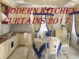 Modern Kitchen Curtains Ideas 2017