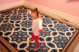 Painting Carpets by How To Paint An Area Rug Roselawnlutheran