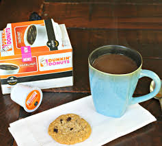 Dunkin Pumpkin Spice K Cups by Dunkin U0027 Donuts K Cup Pods Now Available In The Coffee Aisle At