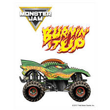 100 Monster Truck Decals Dragon Decal Pack Jam Stickers Decalcomania