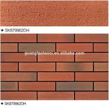 brick backsplash lowes look porcelain tile pavers for interior