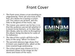 eminem curtains up tracklist 100 images eminem curtain call