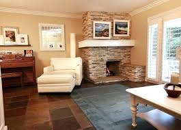 Singular Slate Living Room Floor Tiles Org On Blue White