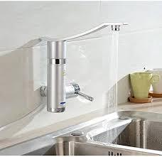 elektrische wasserhahn küche bad edelstahl mit doppeltem