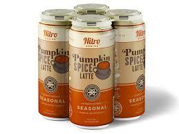 Mcdonalds Pumpkin Spice by Pumpkin Spice Latte Beer Is Here Tasting Table