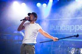 Chance The Rapper Performing In New York Last October
