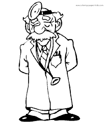 Doctor Coloring Pages For Kids Home View Larger