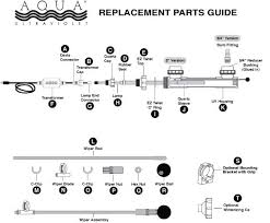 aqua ultraviolet replacement parts aqua ultraviolet