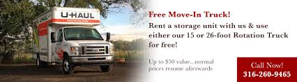 100 Truck Rentals For Moving Store In A Wink Park City KS RV Self Storage U Haul