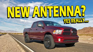I Got A Stubby... Antenna! Replacing Your Truck Antenna - YouTube