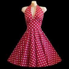 A Swing Dance Dress