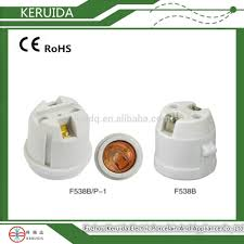 Porcelain Lamp Sockets Replacement by Metal Halide Lamp Holder Metal Halide Lamp Holder Suppliers And