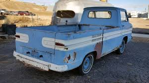 100 Corvair Truck For Sale 3200 1962 Chevrolet Rampside Pickup