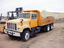 100 12 Yard Dump Truck 1991 International 2574 Heavy Duty For Sale Madera CA