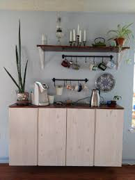 less than 13 this set of wall mounted ikea ivar