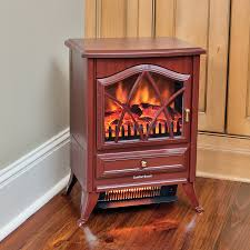 Decor Flame Infrared Electric Stove by Electric Fireplaces Comfort Smart Electric Fireplaces