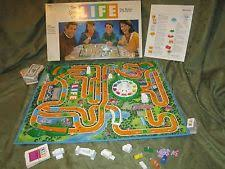 Milton Bradley The Game Of Life Box Board Parts Pieces Unsure If Complete Look