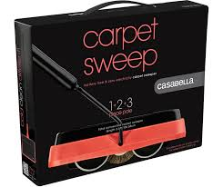 Shark Cordless Floor And Carpet Sweeper V2930 by Casabella Neon Carpet Sweeper 28085 Review U2022 Kleen Floor